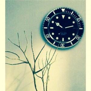 orologio da parete piccolo