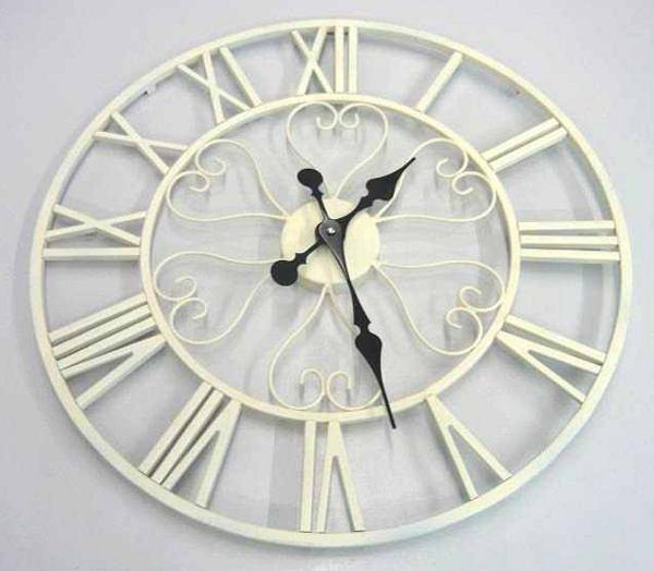 Orologi da parete in ferro perch sceglierli orologi - Orologi componibili da parete ...