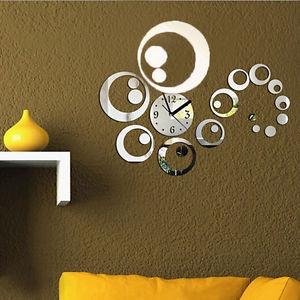 Gli orologi da parete stile e utilit in un unico for Orologi arredo