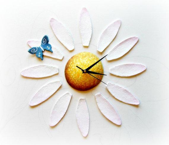 orologio da parete artistico