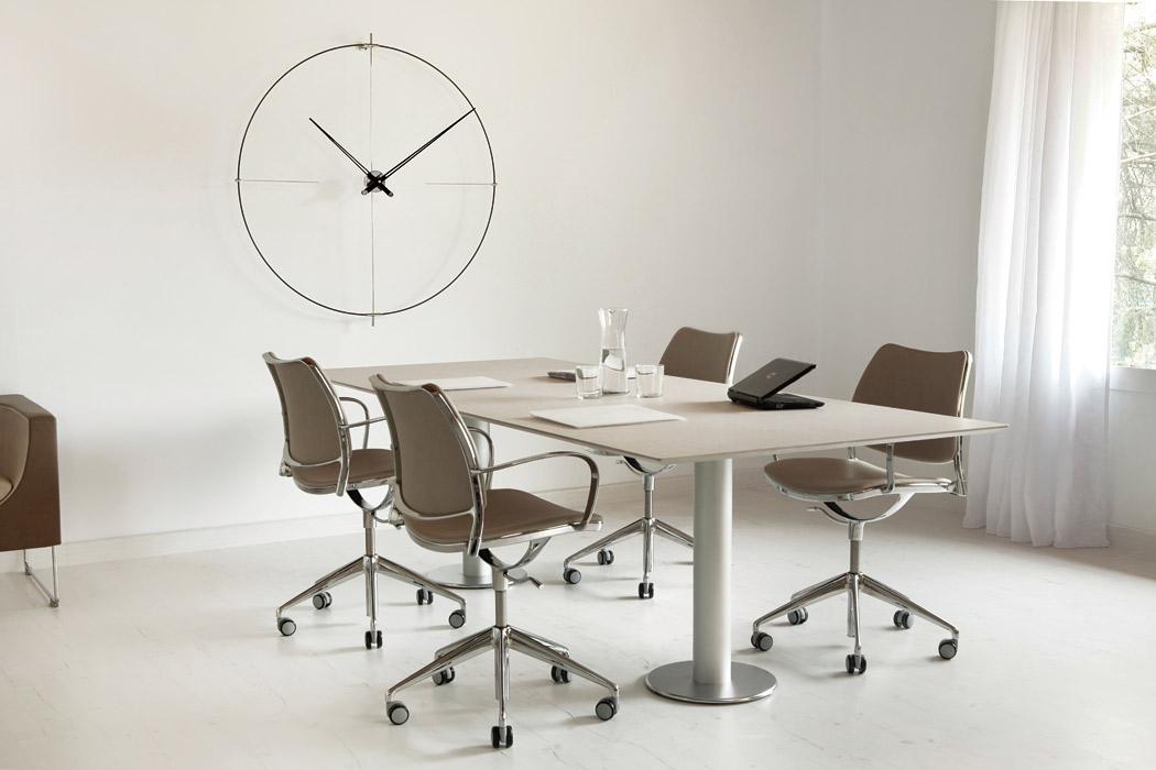 Orologi da ufficio l importanza del tempo orologi da parete for Orologi a parete design