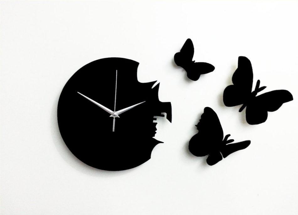 Orologi da parete moderni chicche di design orologi da for Orologi parete moderni